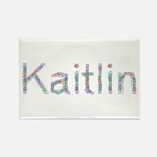 Kaitlin Paper Clips Rectangle Magnet