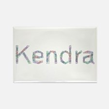 Kendra Paper Clips Rectangle Magnet