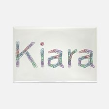 Kiara Paper Clips Rectangle Magnet