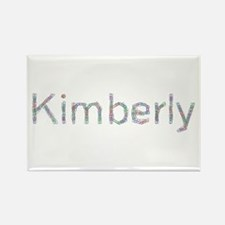 Kimberly Paper Clips Rectangle Magnet