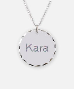 Kara Paper Clips Necklace