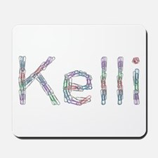 Kelli Paper Clips Mousepad