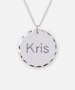 Kris Paper Clips Necklace