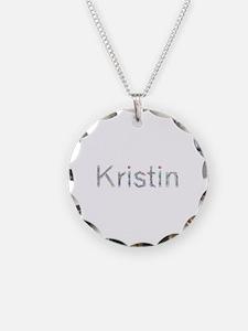 Kristin Paper Clips Necklace