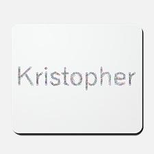 Kristopher Paper Clips Mousepad