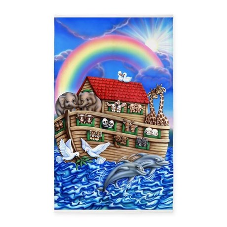 Noah 39 S Ark 3 39 X5 39 Area Rug By Gg Products
