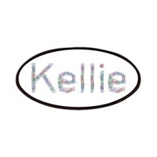 Kellie Paper Clips Patch