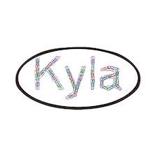 Kyla Paper Clips Patch