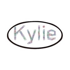 Kylie Paper Clips Patch