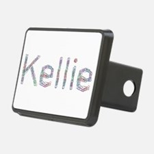 Kellie Paper Clips Hitch Cover