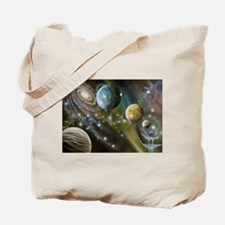 Waters from Beyond Tote Bag