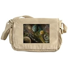 Waters from Beyond Messenger Bag