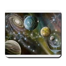 Waters from Beyond Mousepad