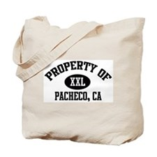 Property of PACHECO Tote Bag