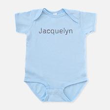 Jacquelyn Paper Clips Infant Bodysuit