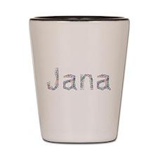 Jana Paper Clips Shot Glass