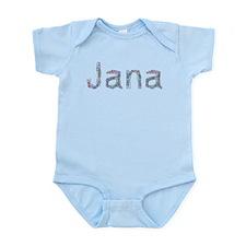 Jana Paper Clips Infant Bodysuit