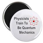 Physicists Train To Be Quantum Mechanics Magnet