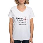 Physicists Train To Be Quantum Mechanics Women's V