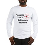 Physicists Train To Be Quantum Mechanics Long Slee