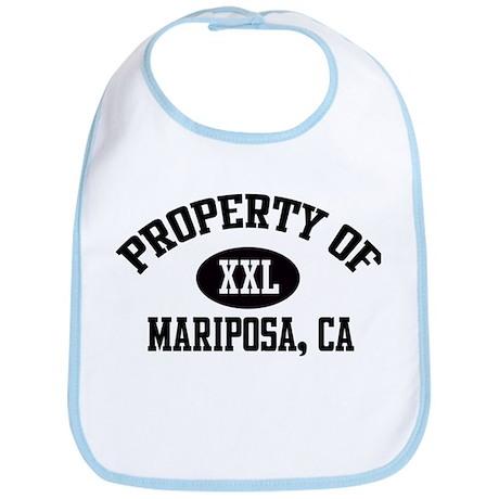 Property of MARIPOSA Bib