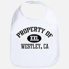 Property of WESTLEY Bib