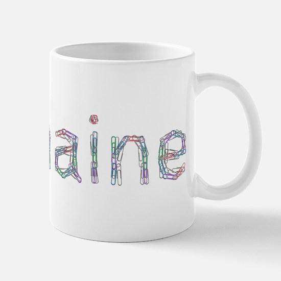 Jermaine Paper Clips Mug