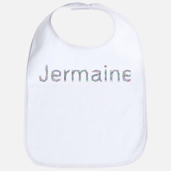 Jermaine Paper Clips Bib