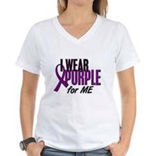 I Wear Purple For ME 10 T-Shirt
