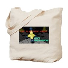The Electron Orbit Of The Methane Tote Bag