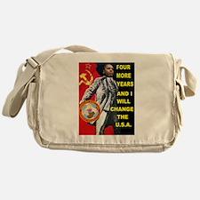 OBAMA COMMIE Messenger Bag