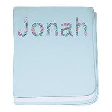 Jonah Paper Clips baby blanket