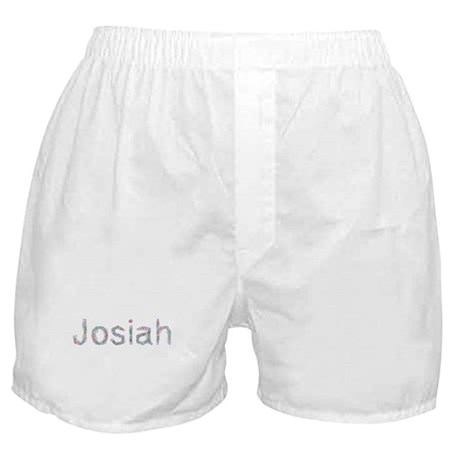 Josiah Paper Clips Boxer Shorts