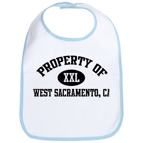 Property of WEST SACRAMENTO Bib