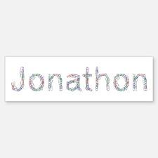 Jonathon Paper Clips Bumper Bumper Bumper Sticker