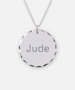 Jude Paper Clips Necklace