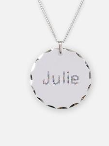 Julie Paper Clips Necklace