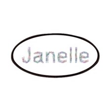 Janelle Paper Clips Patch