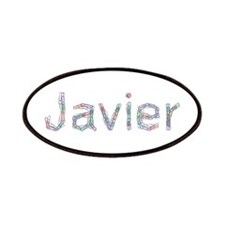 Javier Paper Clips Patch