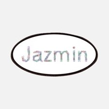 Jazmin Paper Clips Patch