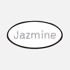 Jazmine Paper Clips Patch