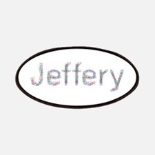 Jeffery Paper Clips Patch