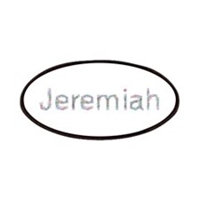 Jeremiah Paper Clips Patch