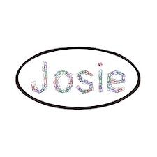 Josie Paper Clips Patch
