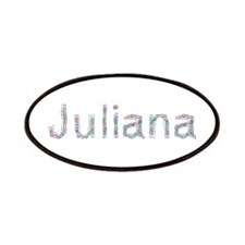 Juliana Paper Clips Patch