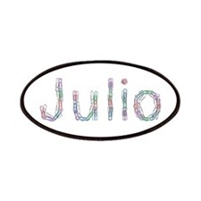 Julio Paper Clips Patch
