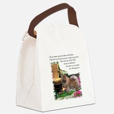 chow garden 1.png Canvas Lunch Bag