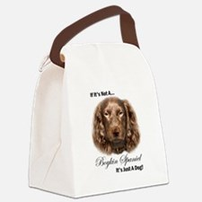 Boykin Spaniel Canvas Lunch Bag