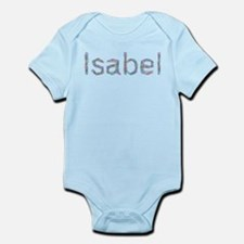 Isabel Paper Clips Onesie
