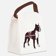 Am Staff BFF Canvas Lunch Bag
